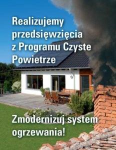 Program czyste powietrze partner Wrocław dotacja